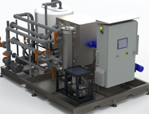 Spiral Water Technologies Introduces Packaged, Turn-key  High Solids Water Recovery System