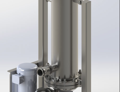Spiral water introduces model S1000 filter for industrial market, expands portfolio of advanced filtration solutions